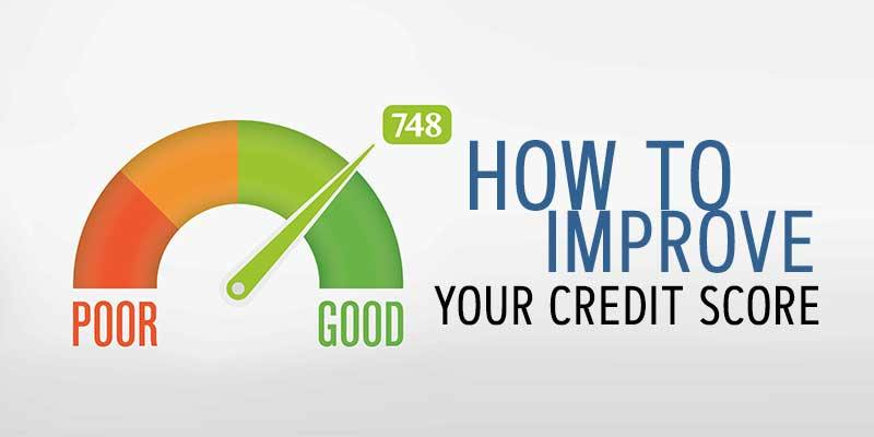 Improve Your Credit Scores!