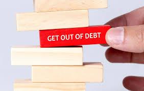 """Dragging"" debt???"